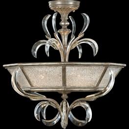 FINE ART LAMPS Beveled Arcs 704340ST