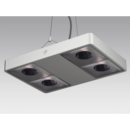 Светильник Tobias Grau XT-A COMPACT CEILING DIRECT/INDIRECT LED HOME GX56-0