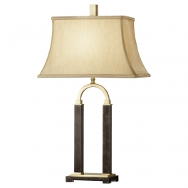 Настольная лампа Murray Feiss ISADORA 10033DCB/BML